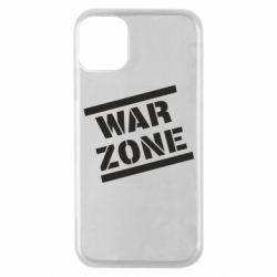 Чохол для iPhone 11 Pro War Zone
