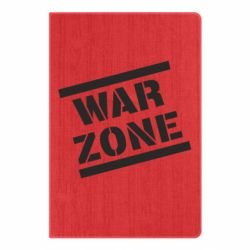 Блокнот А5 War Zone