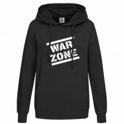 Толстовка жіноча War Zone