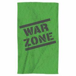 Рушник War Zone