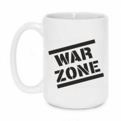 Кружка 420ml War Zone