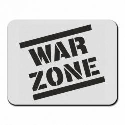 Килимок для миші War Zone