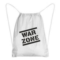 Рюкзак-мішок War Zone