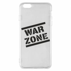 Чохол для iPhone 6 Plus/6S Plus War Zone