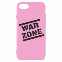 Чохол для iPhone 7 War Zone