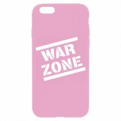 Чохол для iPhone 6 War Zone