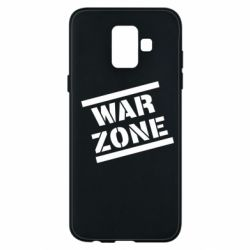 Чохол для Samsung A6 2018 War Zone