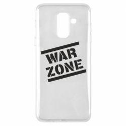 Чохол для Samsung A6+ 2018 War Zone