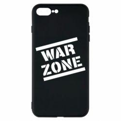 Чохол для iPhone 8 Plus War Zone