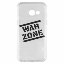Чохол для Samsung A3 2017 War Zone