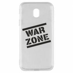 Чохол для Samsung J3 2017 War Zone