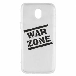 Чохол для Samsung J5 2017 War Zone