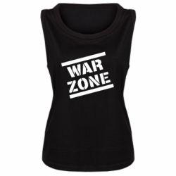 Майка жіноча War Zone