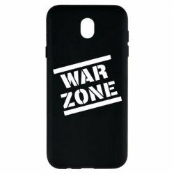 Чохол для Samsung J7 2017 War Zone
