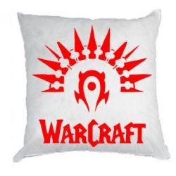 Подушка WarCraft Logo