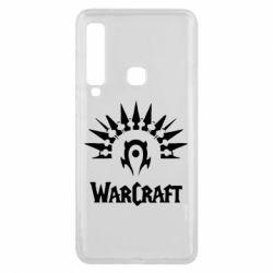 Чехол для Samsung A9 2018 WarCraft Logo