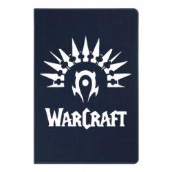 Блокнот А5 WarCraft Logo