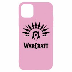 Чехол для iPhone 11 WarCraft Logo