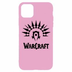 Чехол для iPhone 11 Pro WarCraft Logo