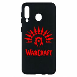 Чехол для Samsung M30 WarCraft Logo