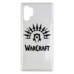 Чехол для Samsung Note 10 Plus WarCraft Logo