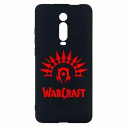 Чехол для Xiaomi Mi9T WarCraft Logo