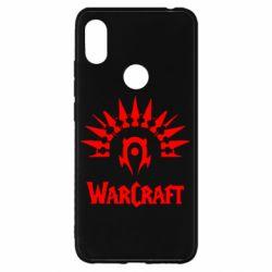 Чехол для Xiaomi Redmi S2 WarCraft Logo