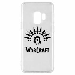Чехол для Samsung S9 WarCraft Logo