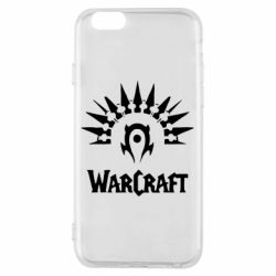 Чехол для iPhone 6/6S WarCraft Logo
