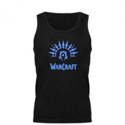Мужская майка WarCraft Logo - FatLine