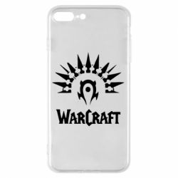Чехол для iPhone 7 Plus WarCraft Logo
