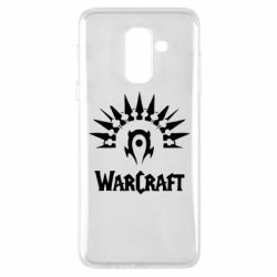 Чехол для Samsung A6+ 2018 WarCraft Logo