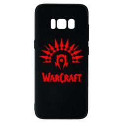 Чехол для Samsung S8 WarCraft Logo