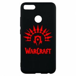 Чехол для Xiaomi Mi A1 WarCraft Logo