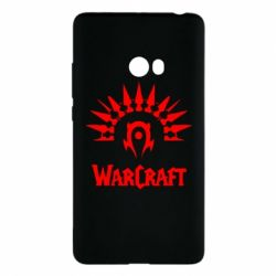 Чехол для Xiaomi Mi Note 2 WarCraft Logo