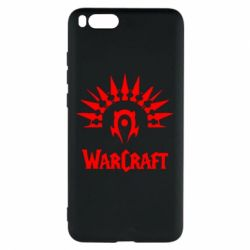 Чехол для Xiaomi Mi Note 3 WarCraft Logo