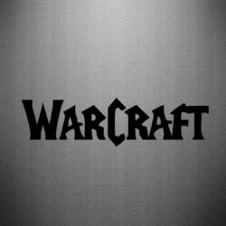 Наклейка WarCraft - FatLine