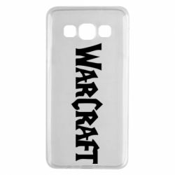 Чехол для Samsung A3 2015 WarCraft - FatLine