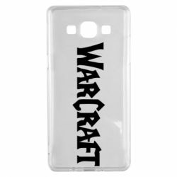 Чехол для Samsung A5 2015 WarCraft - FatLine