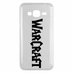 Чехол для Samsung J3 2016 WarCraft - FatLine