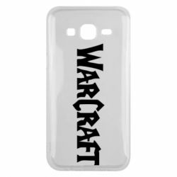 Чехол для Samsung J5 2015 WarCraft - FatLine