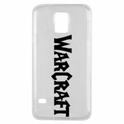 Чехол для Samsung S5 WarCraft - FatLine