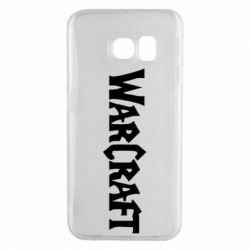Чехол для Samsung S6 EDGE WarCraft - FatLine