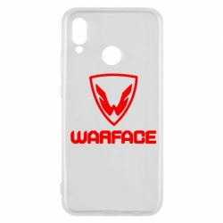 Чехол для Huawei P20 Lite Warface Logo - FatLine