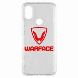 Чехол для Xiaomi Mi A2 Warface Logo - FatLine