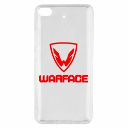 Чехол для Xiaomi Mi 5s Warface Logo - FatLine