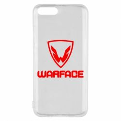 Чехол для Xiaomi Mi6 Warface Logo - FatLine