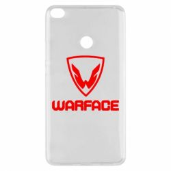 Чехол для Xiaomi Mi Max 2 Warface Logo - FatLine