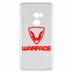 Чехол для Xiaomi Mi Mix 2 Warface Logo - FatLine