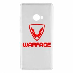 Чехол для Xiaomi Mi Note 2 Warface Logo - FatLine